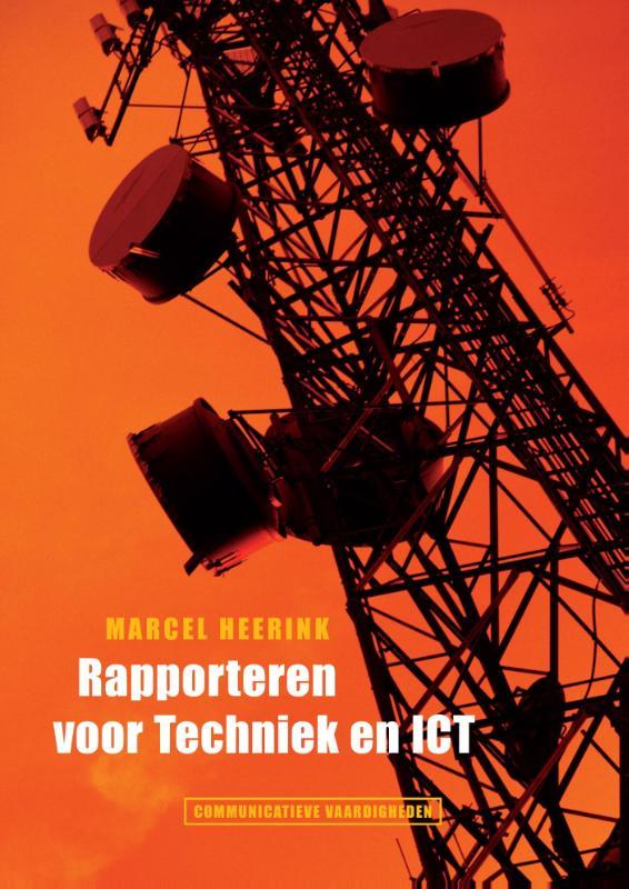 Cover Rapporteren voor technici en ICT