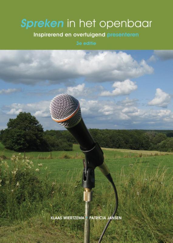 Cover Spreken in het openbaar