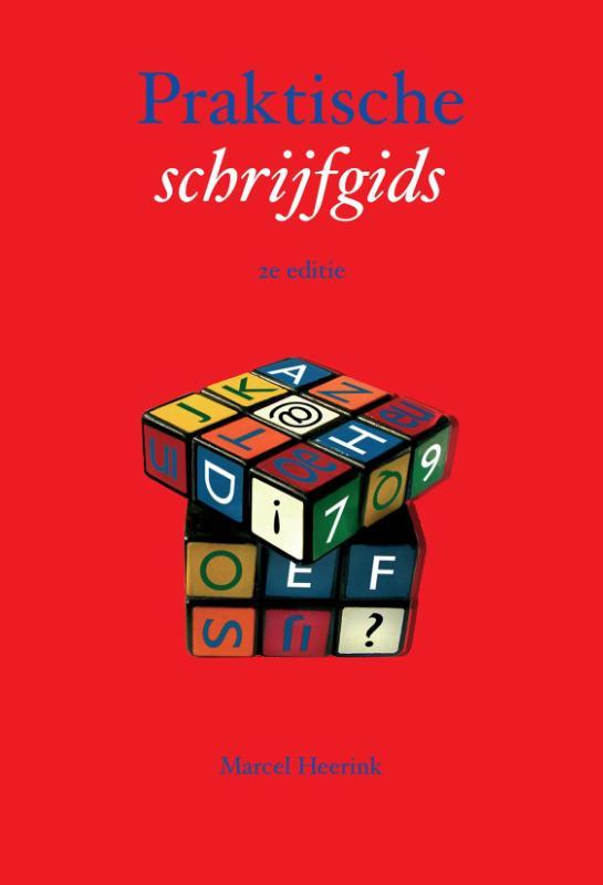 Cover Praktische schrijfgids