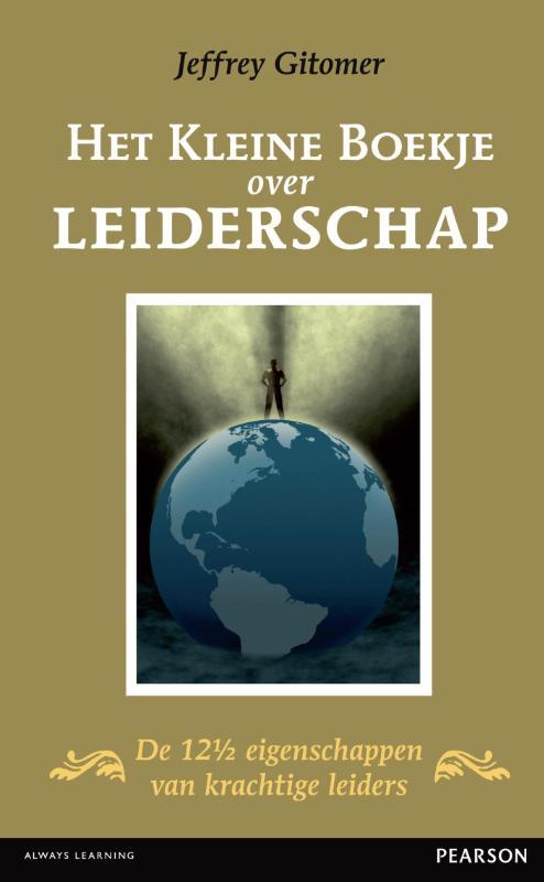 Cover Het kleine boekje over leiderschap