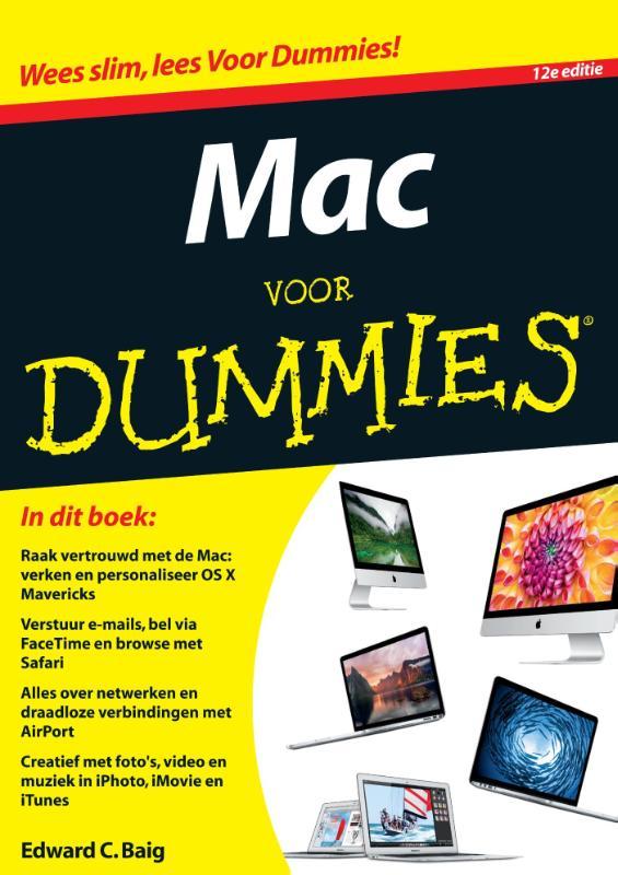 Cover Mac voor Dummies