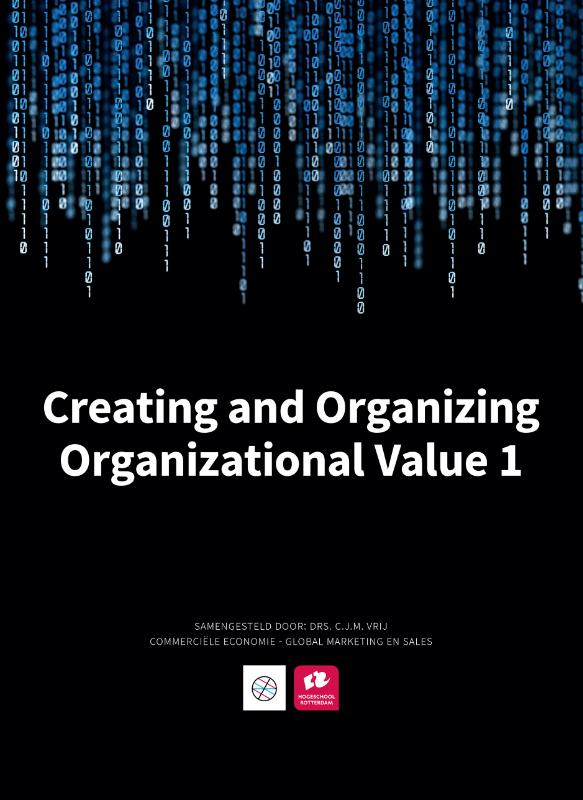 How organizations create value