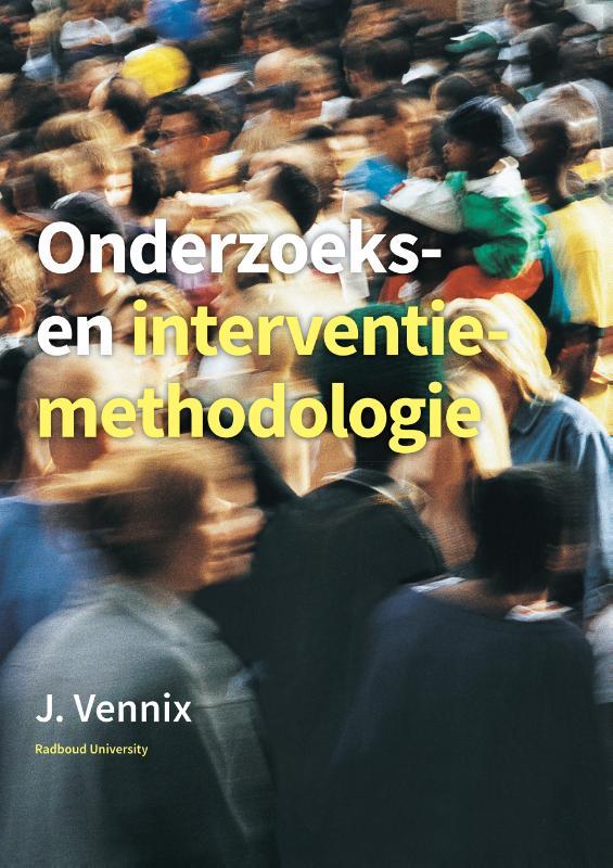 Cover Onderzoeks- en interventiemethodologie