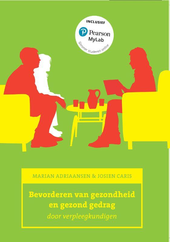 Cover Bevorderen van gezondheid en gezond gedrag met MyLab NL toegangscode
