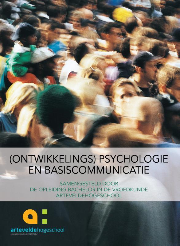 Cover (Ontwikkelings)psychologie en basiscommunicatie