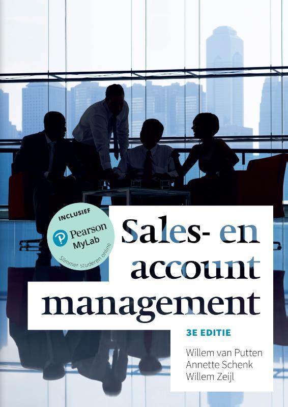 Cover Sales- en accountmanagement