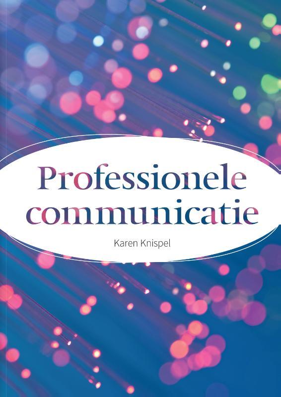 Cover Professionele communicatie