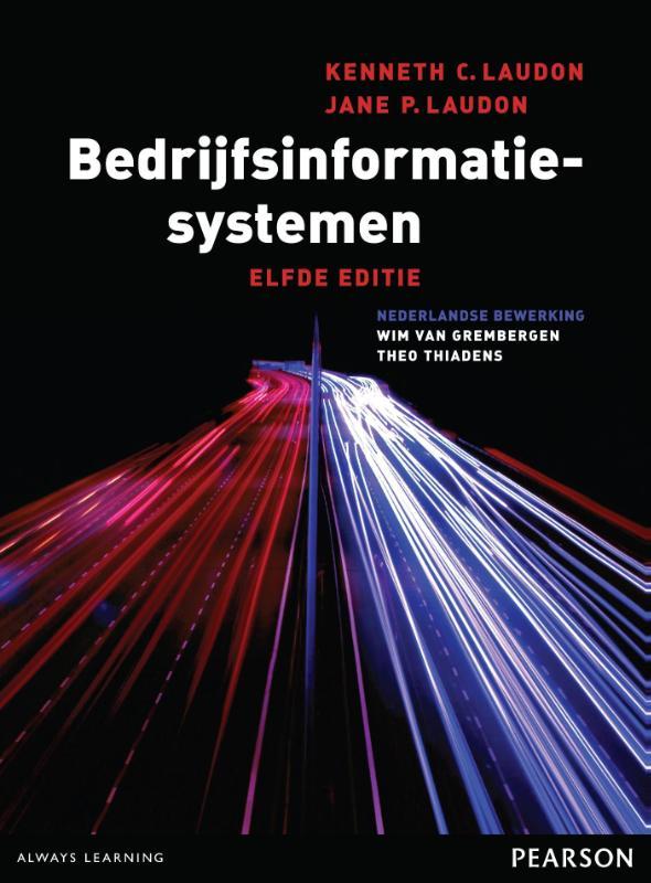 Cover Bedrijfsinformatiesystemen