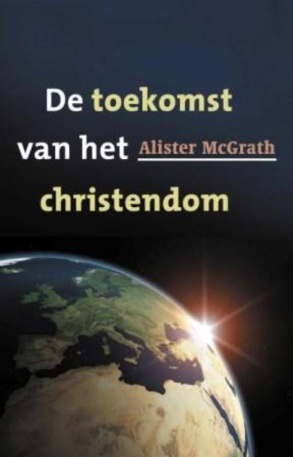 Cover De toekomst van het christendom