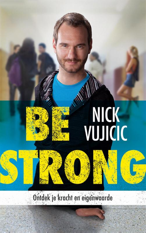 Cover Be strong