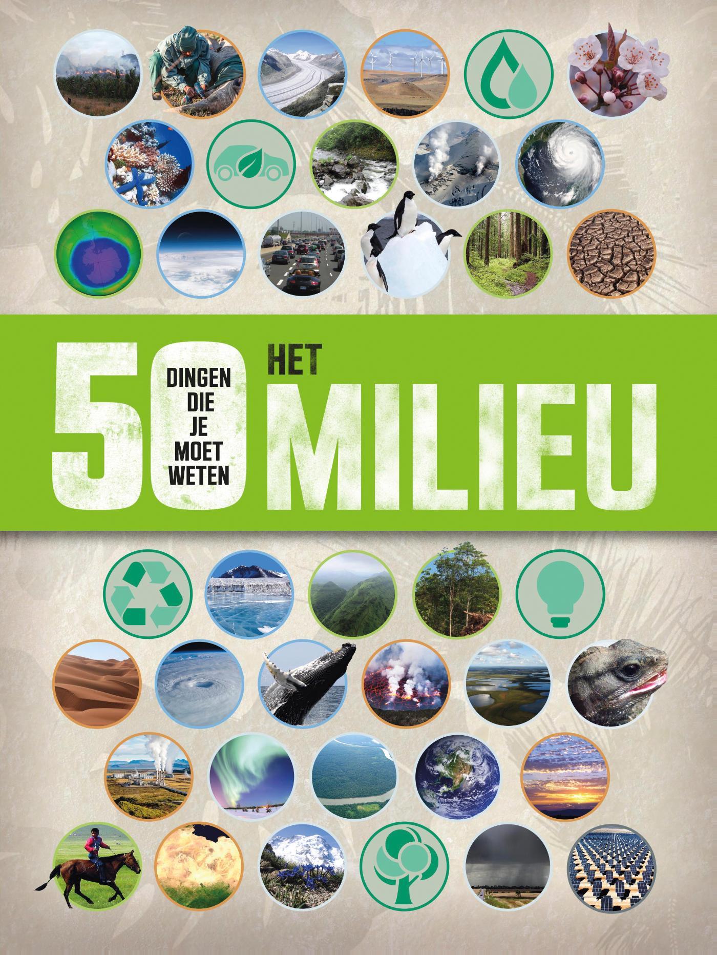Cover Het milieu