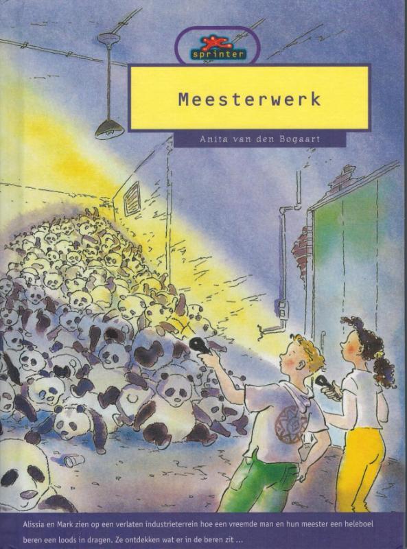 Cover Meesterwerk