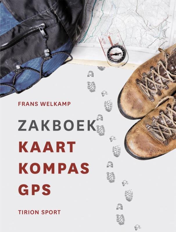 Cover Zakboek Kaart Kompas GPS
