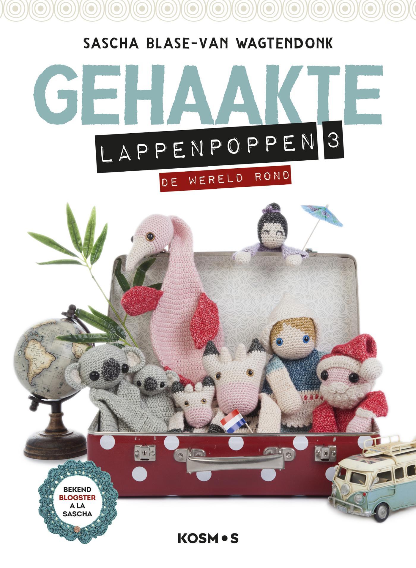 Boek Meer Kant Haken Geschreven Door Sascha Blase Van Wagtendonk