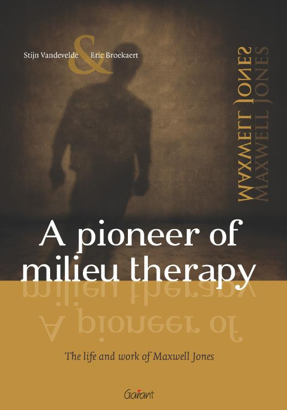 Cover A pioneer of milieu therapy