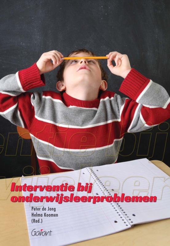 Cover Interventie bij onderwijsleerproblemen