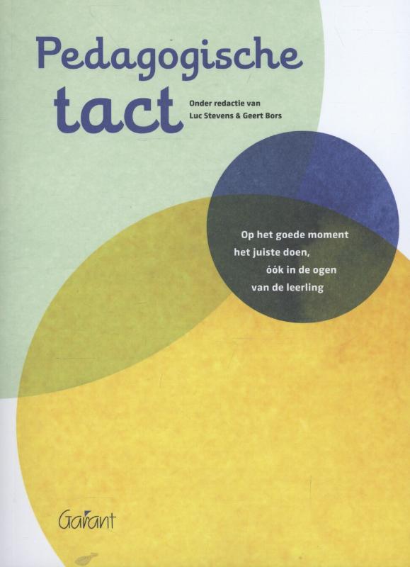 Cover Pedagogisch tact