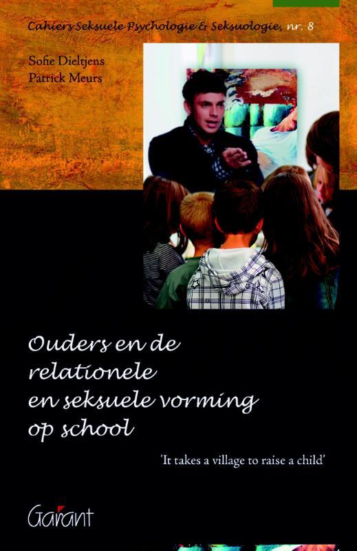 Cover Ouders en de relationele en seksuele vorming op school