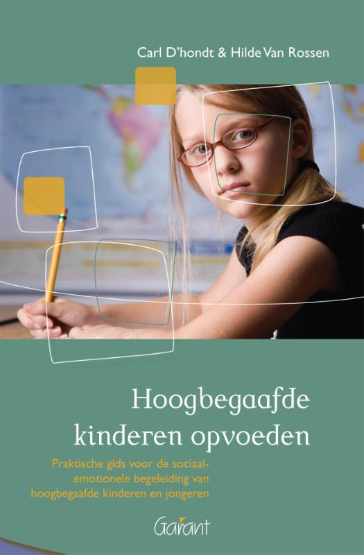 Cover Hoogbegaafde kinderen opvoeden