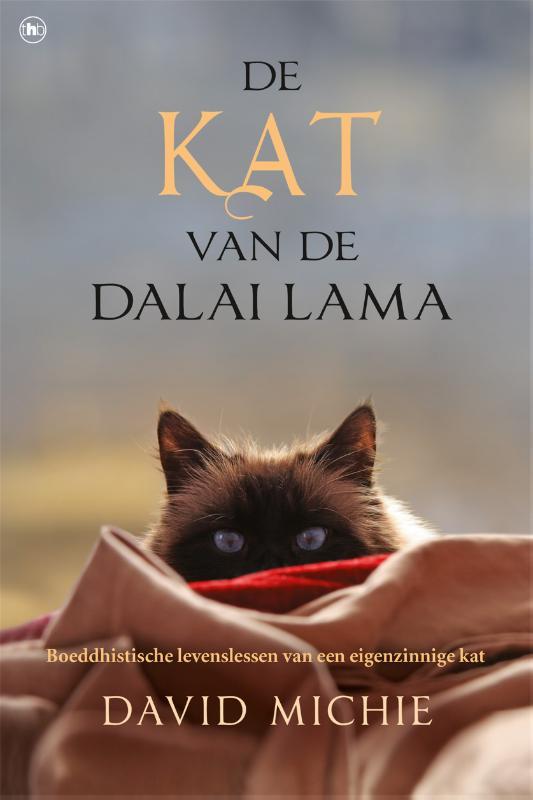 Cover De kat van de Dalai Lama