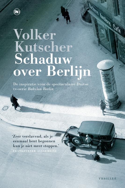 Cover Schaduw over Berlijn