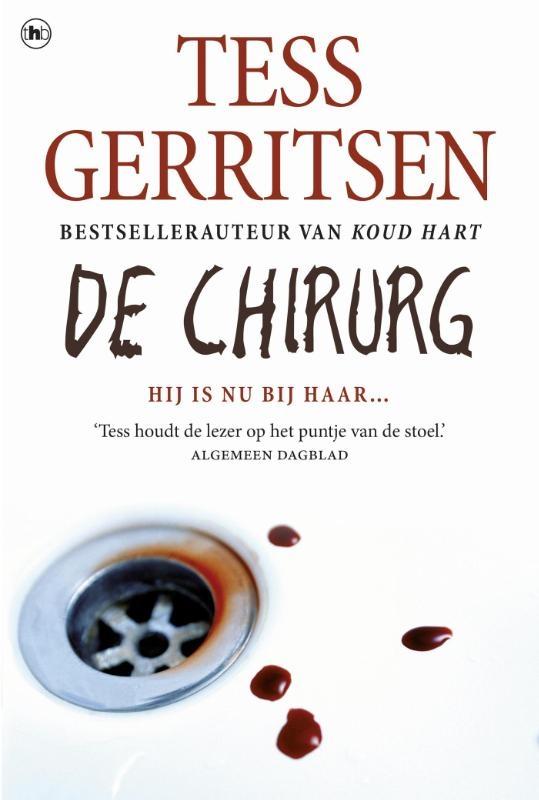 Cover De chirurg