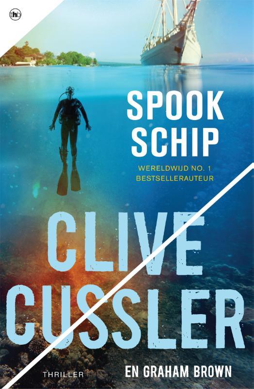 Cover Spookschip