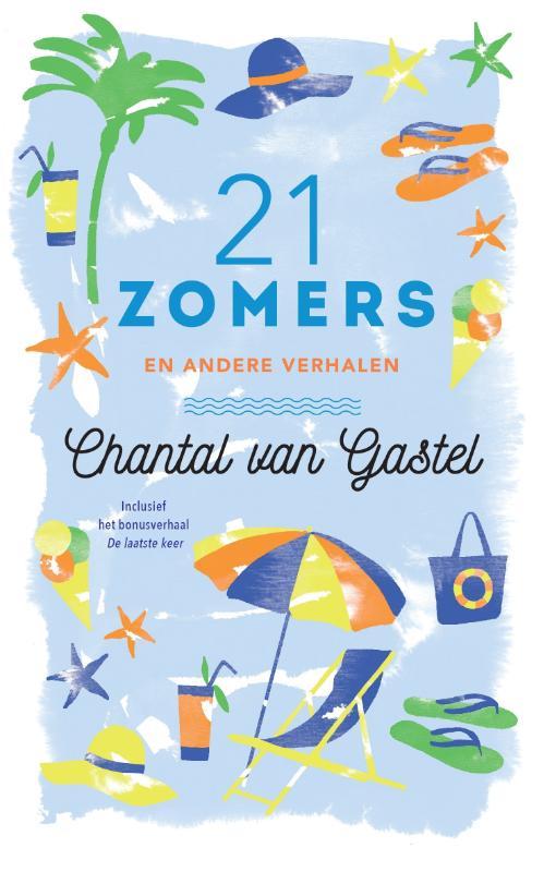 Cover 21 Zomers en andere verhalen