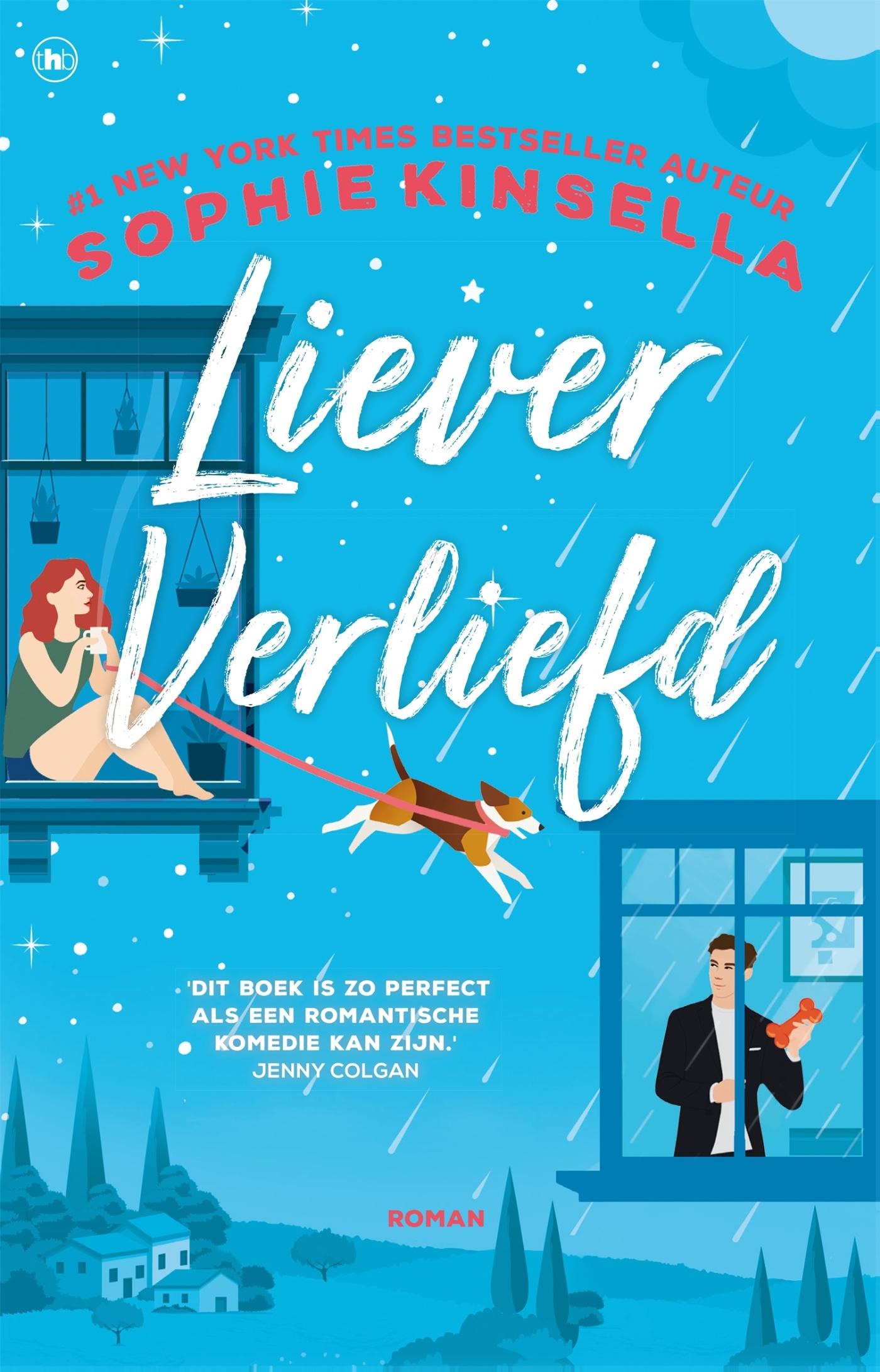Cover Liever verliefd