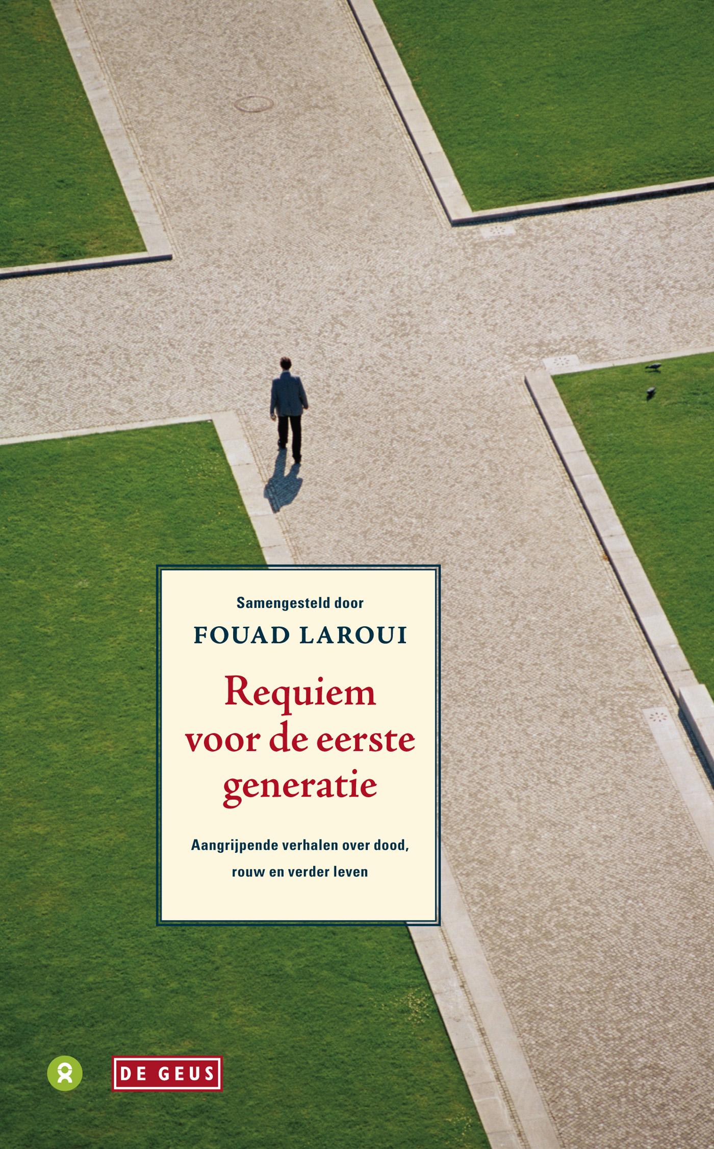 Cover Requiem voor de eerste generatie