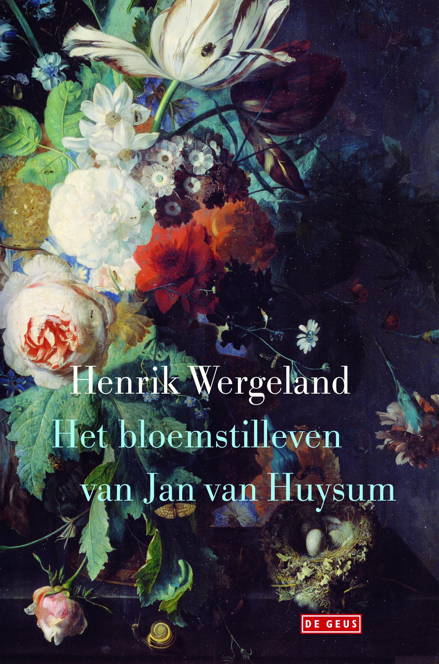 Cover Het bloemstilleven van Jan van Huysum