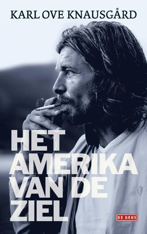 Cover Het Amerika van de ziel
