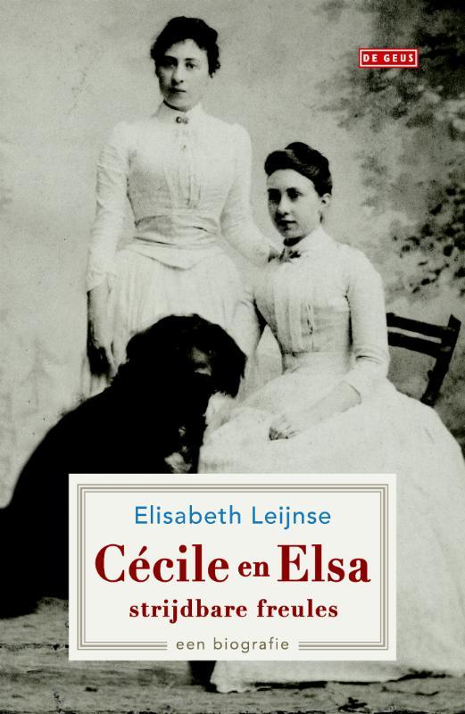 Cover Cécile en Elsa, strijdbare freules