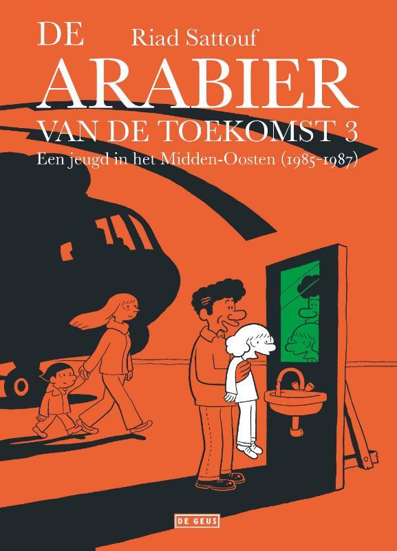 Cover Een jeugd in het Midden-Oosten (1985-1987)