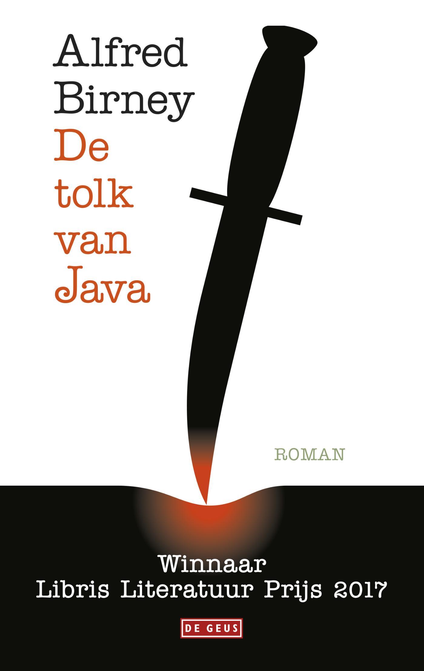 Cover De tolk van Java