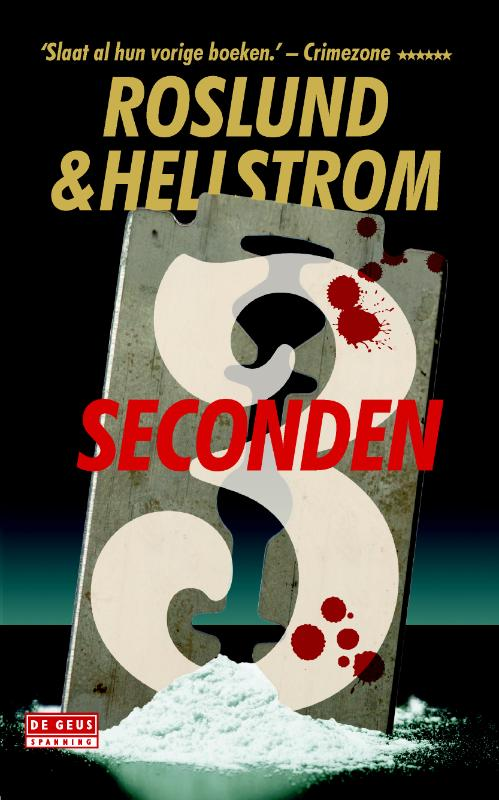 Cover Drie seconden