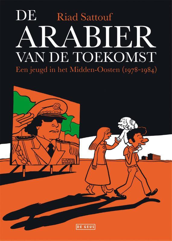 Cover Een jeugd in het Midden-Oosten (1978-1984)