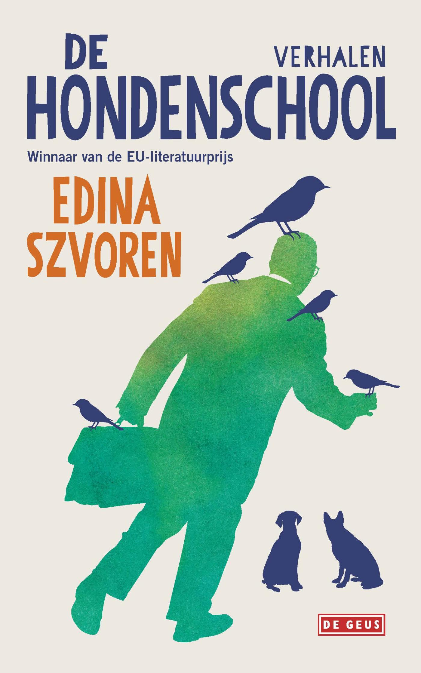 Cover De hondenschool