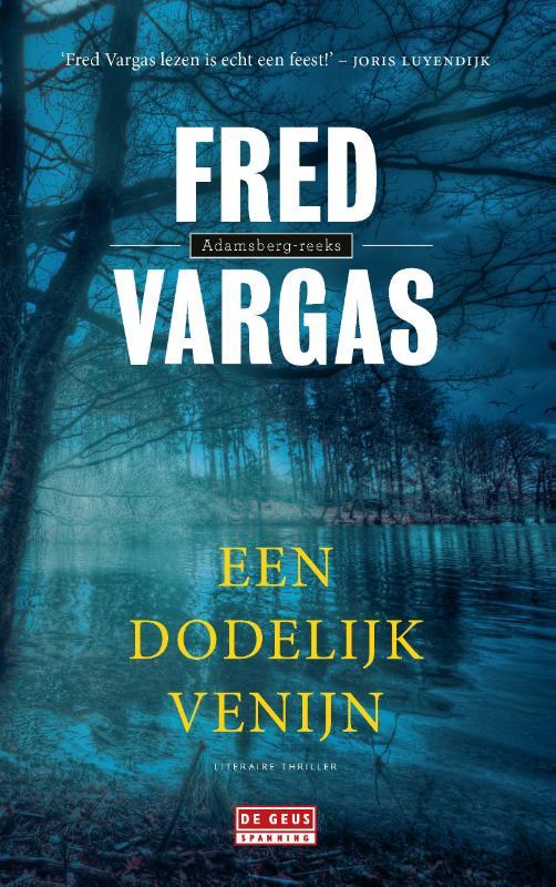 Cover Een dodelijk venijn