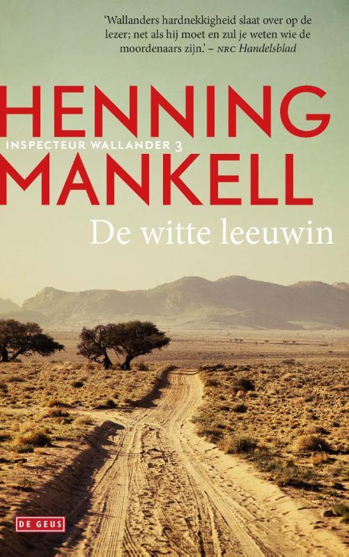 Cover De witte leeuwin
