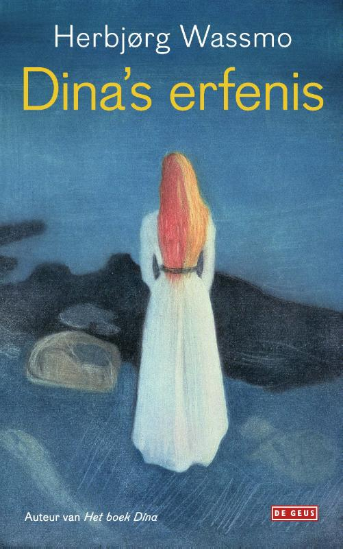 Cover Dina's erfenis