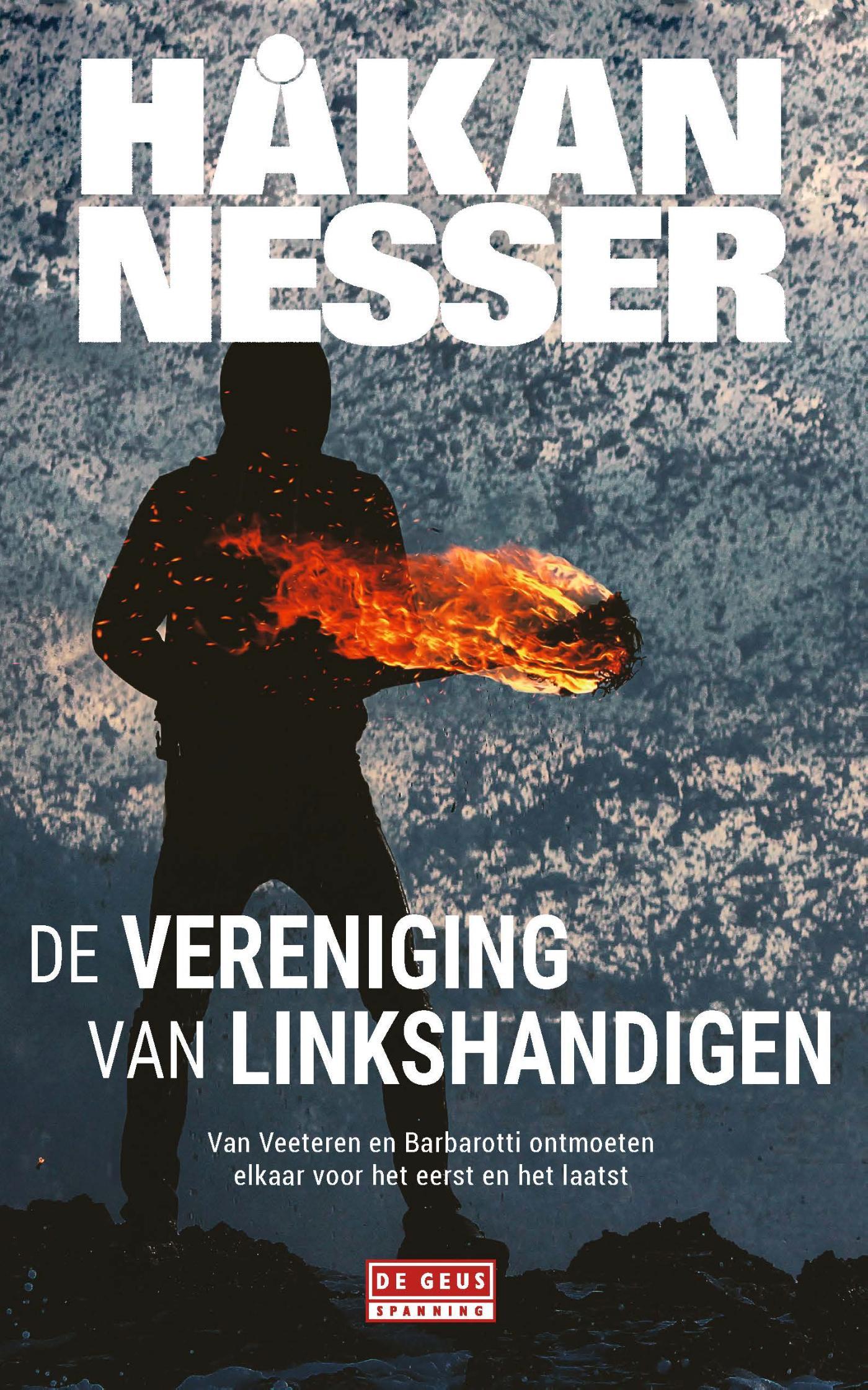 Cover De vereniging van Linkshandigen