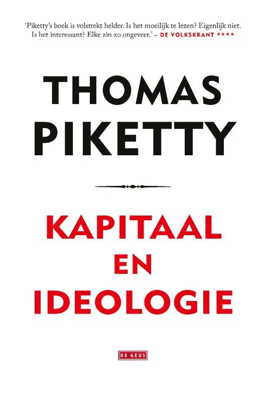 Cover Kapitaal en ideologie