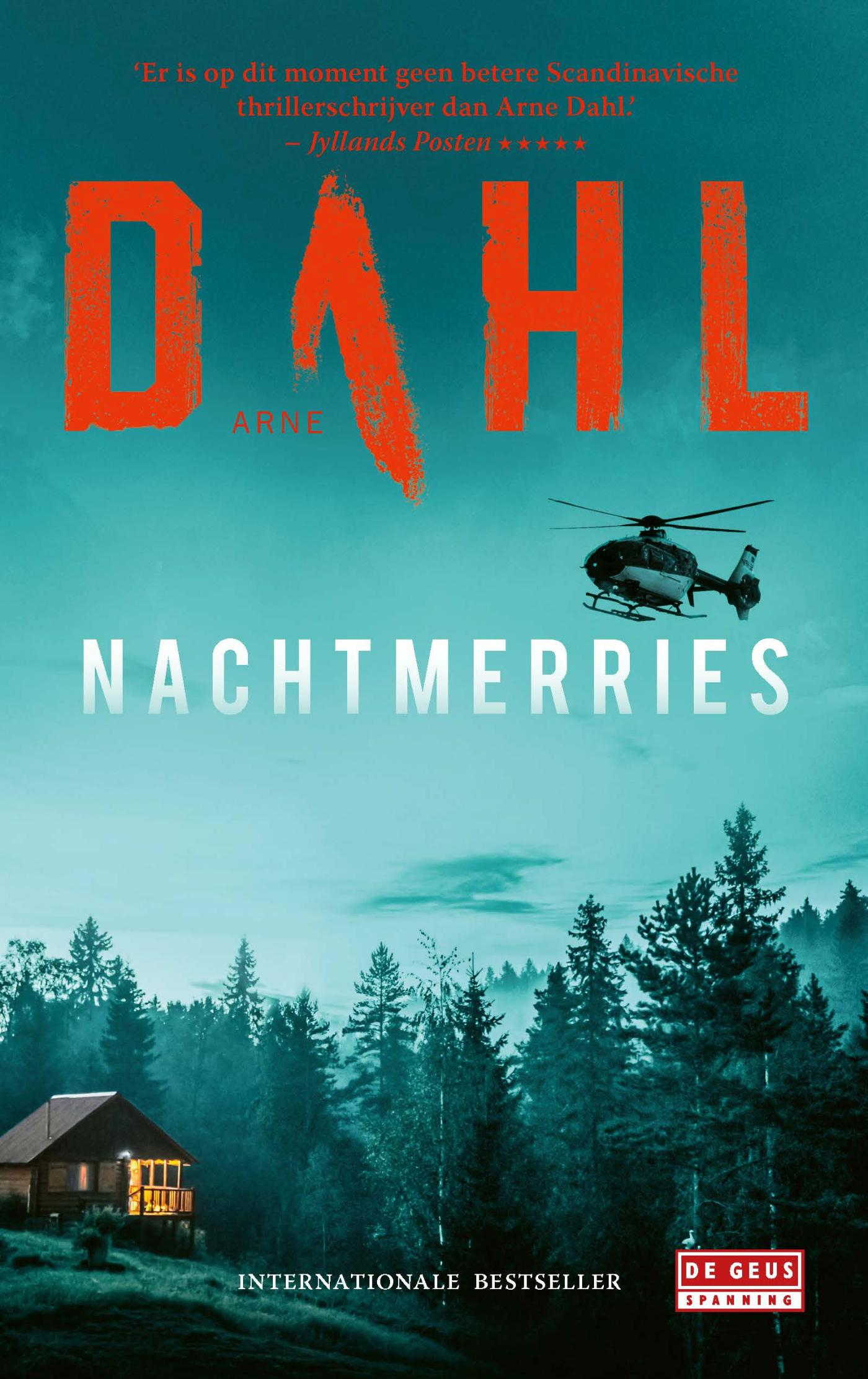 Cover Nachtmerries