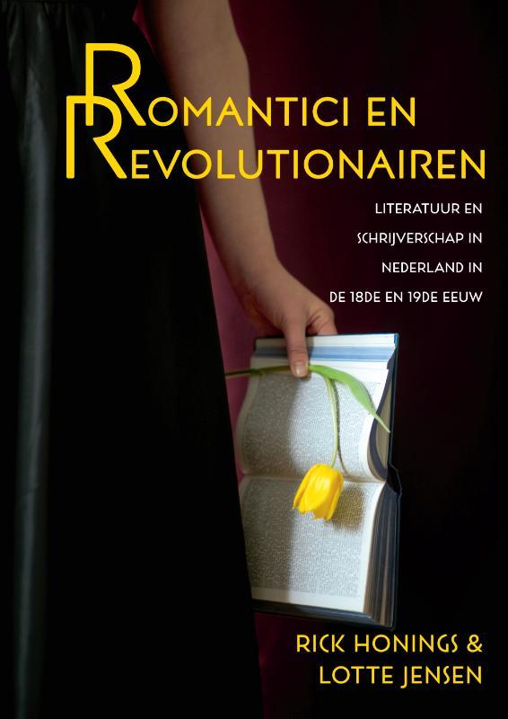 Cover Romantici en revolutionairen