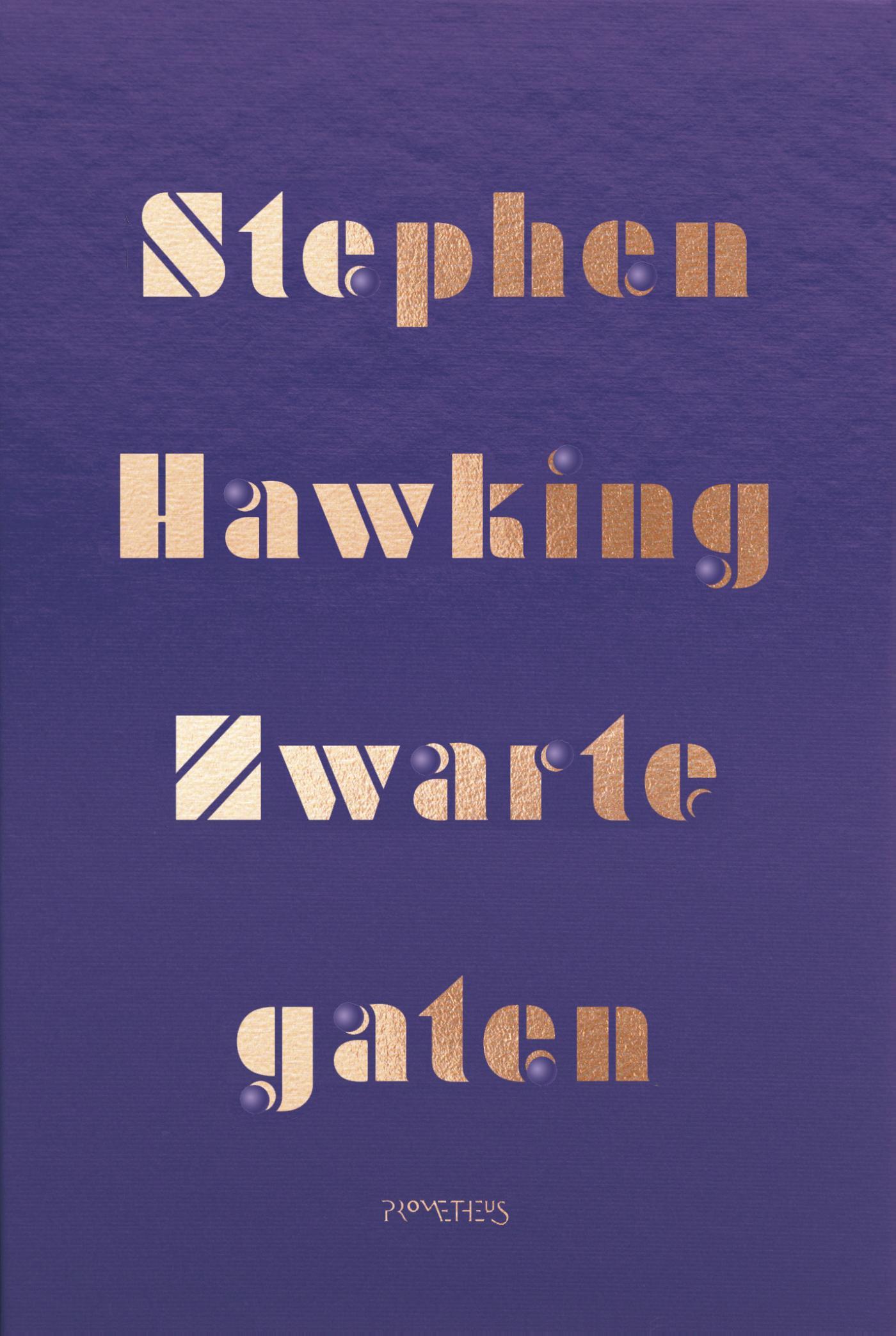Cover Zwarte gaten