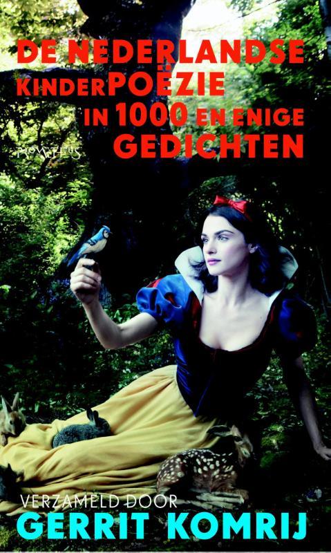 Cover Nederlandse kinderpoëzie in 1000 en enige gedichten