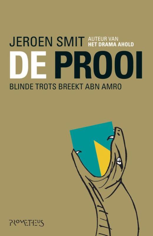 Cover De prooi