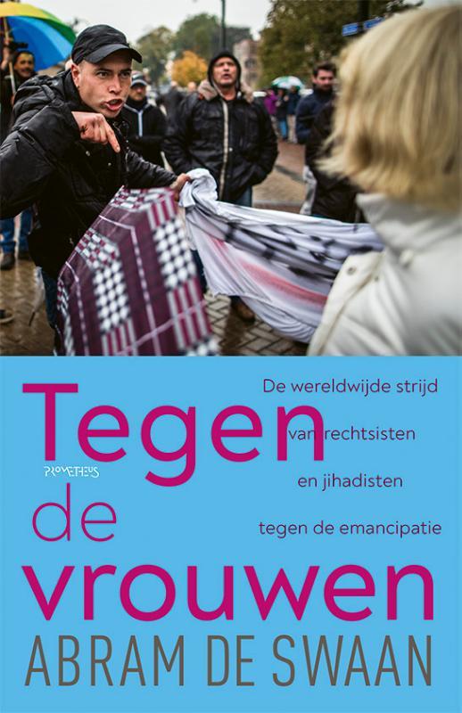 Cover Tegen de vrouwen
