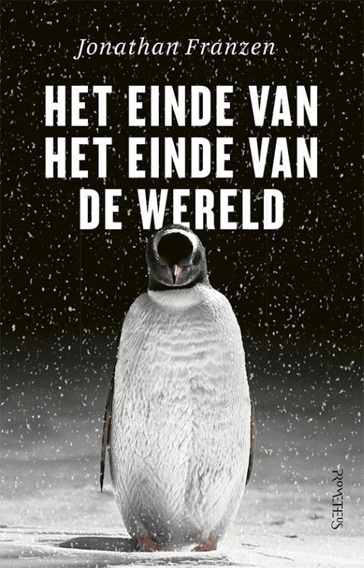 Cover Het einde van het einde van de wereld